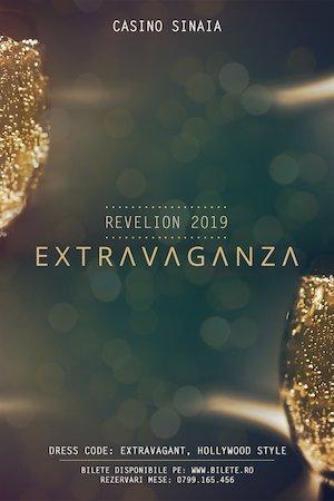 Bilete la  Revelion Extravaganza