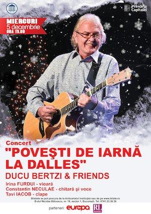 Concert Ducu Bertzi & Friends