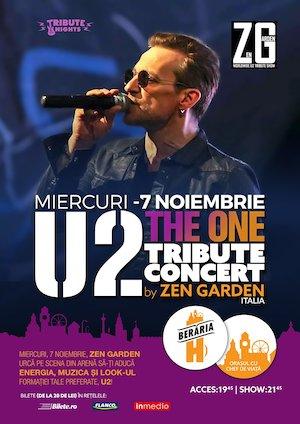 The One: U2 Tribute Concert by Zen Garden [Italia]