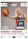 Romania - Finlanda - Baschet feminin