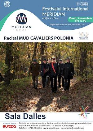 Recital Mud Cavaliers Polonia