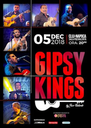 Gipsy Kings in Romania