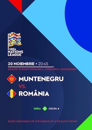 Muntenegru - Romania