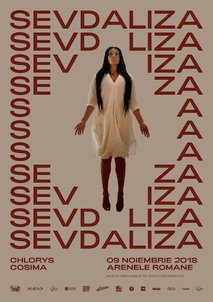 Sevdaliza at The Fresh
