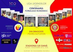 Centenarul Fotbalului Romanesc