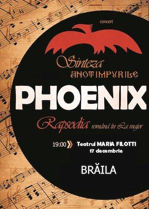 Phoenix - Rapsodia