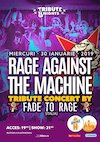 Rage Against The Machine // Tribute Concert by Fade To Rage (Italy)