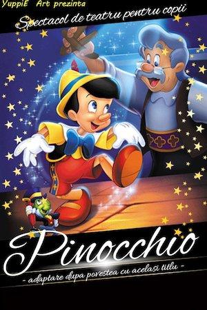 Pinocchio Palatul National al Copiilor