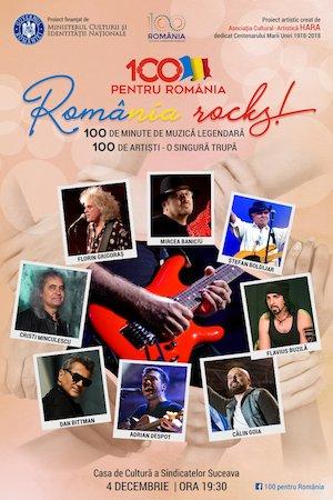 100 pentru Romania