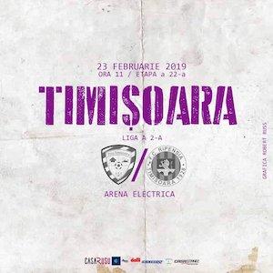 Poli Timisoara - Ripensia Timisoara