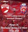 FC Dinamo - FC Botosani