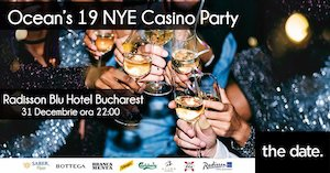 Ocean's 19 - NYE Casino Party by the date