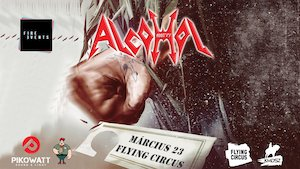 Live Alcohol & Metalon @Flying Circus