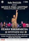 Concert Ozana Barabancea - Muzica Fara Anotimp