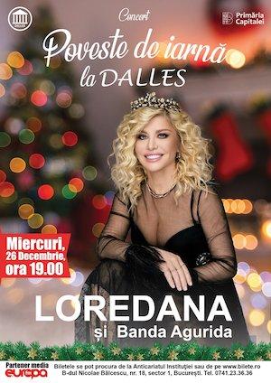 LOREDANA - Concert Poveste de Iarna