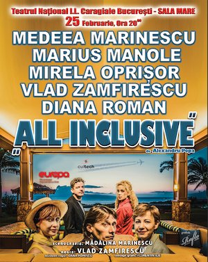 Bilete la  All inclusive