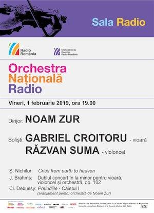 Gabriel Croitoru- Răzvan Suma- Orchestra Naţională Radio