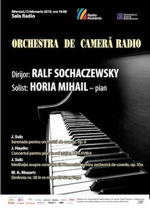 bilete Horia Mihail- Ralf Sochaczewsky - OCR