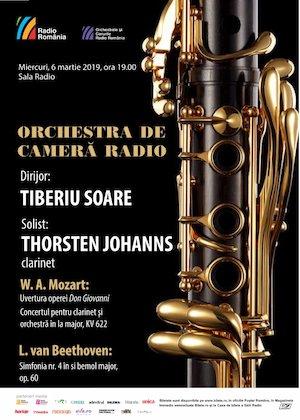 Tiberiu Soare - Mozart, Beethoven