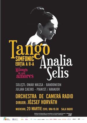 Analia Selis -Tango Simfonic - Editia A II-A