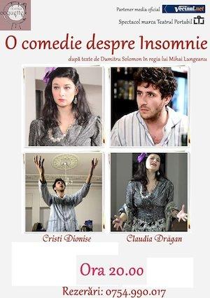 Bilete la  O comedie despre insomnie