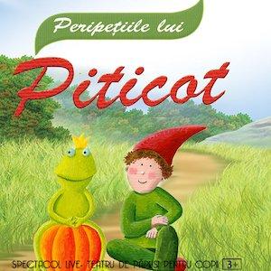 bilete Peripetiile lui Piticot