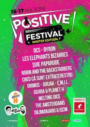 Positive Festival - Winter Edition
