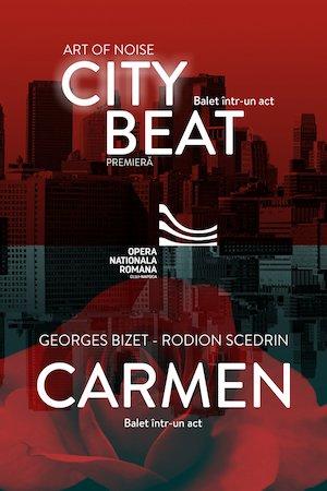 Bilete la  City Beat/ Carmen