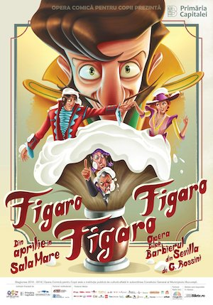 bilete Figaro,Figaro,Figaro !
