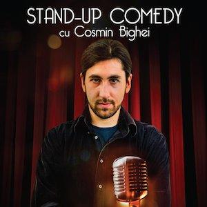 Stand-up cu Cosmin Bighei