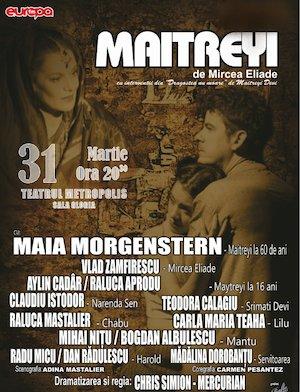 bilete Maitreyi
