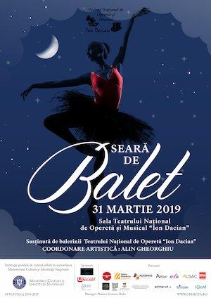 Seara de balet