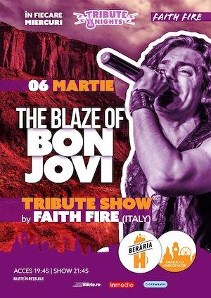 The Blaze of BON JOVI - Tribute Show by Faith Free [Italy]
