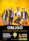 Obligo Comedy Improv Show