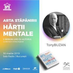 Tony Buzan - Arta Stapanirii Hartii Mentale
