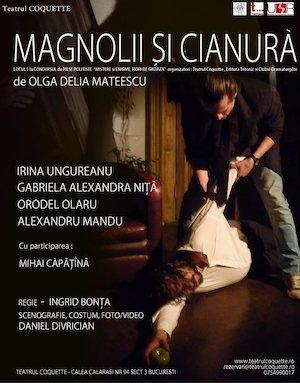 bilete Magnolii si cianura