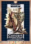 Concert extraordinar de Pasti Corul National de Camera Madrigal - Marin Constantin