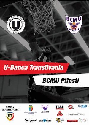 U-Banca Transilvania - B.C.M.U F.C Arges Pitesti