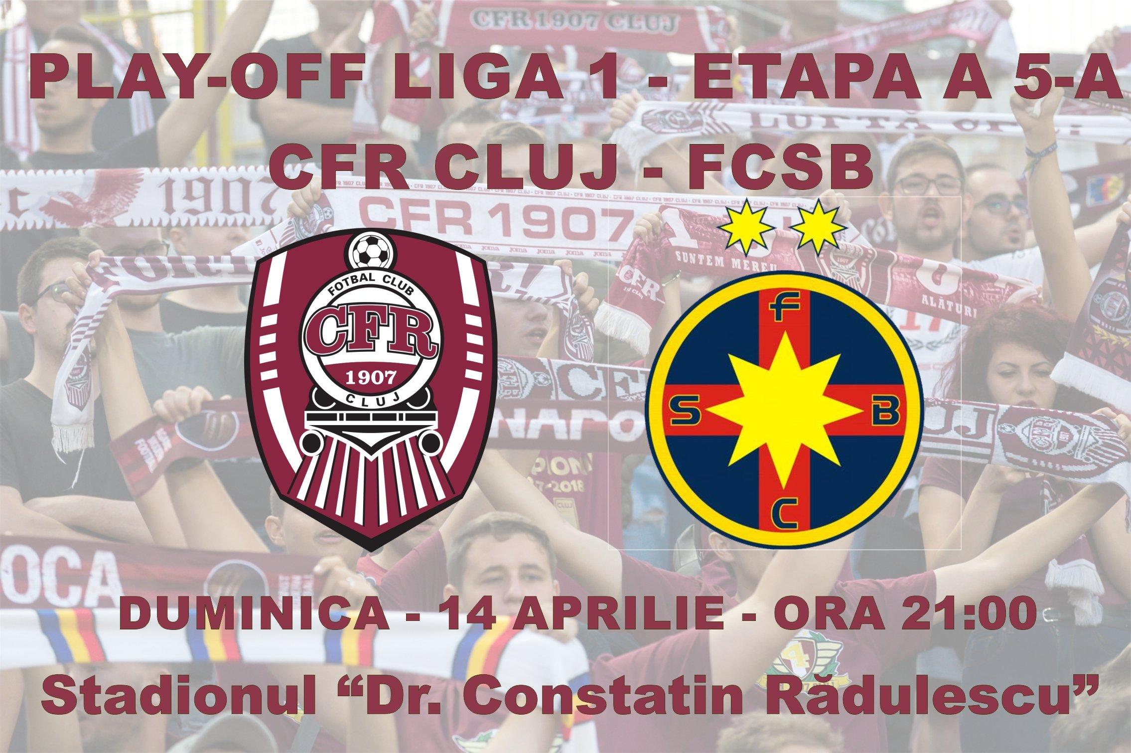 CFR CLUJ - FCSB (ora 20:00) LIVE STREAM ONLINE VIDEO...  |Fcsb- Cfr Cluj