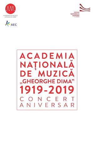 "bilete Academia Nationala de Muzica ""Gheorghe Dima"""
