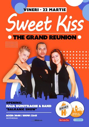 Sweet Kiss - The Grand Reunion