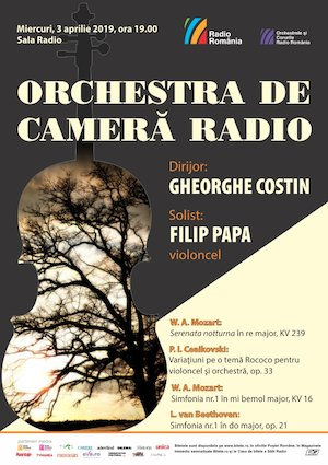 Filip Papa- Orchestra De Camera Radio