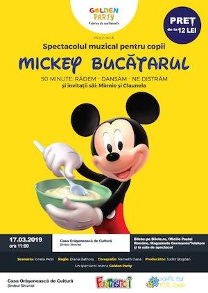 Mickey Bucătarul