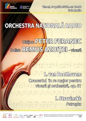 Remus Azoitei - Beethoven - Orchestra Nationala Radio