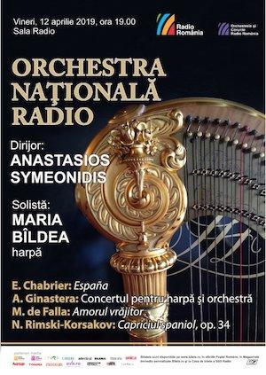 Orchestra Nationala Radio - Ginastera, De Falla, Rimski-Korsakov