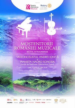 Recital - Andrei Ionita si Naoko Sonoda