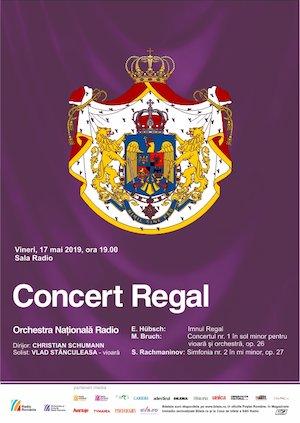 bilete Concert Regal - Bruch, Rachmaninov - ONR