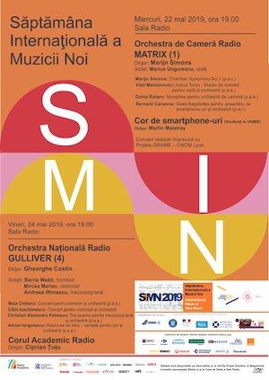 SIMN - Orchestra De Camera Radio
