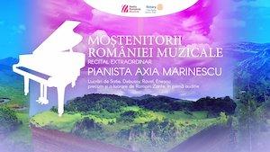 Recital - Axia Marinescu