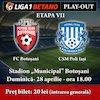 FC Botosani - Poli Iasi